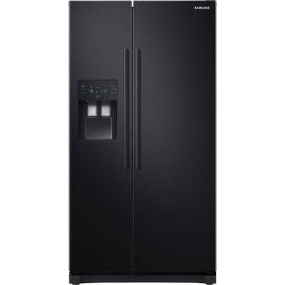 Samsung American-Style Fridge Freezer Black RS50N3513BC/EU