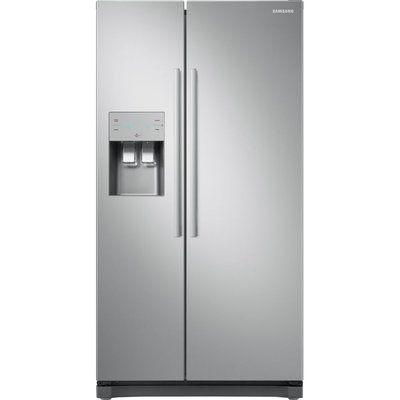 Samsung American-Style Fridge Freezer Metal RS50N3513SA