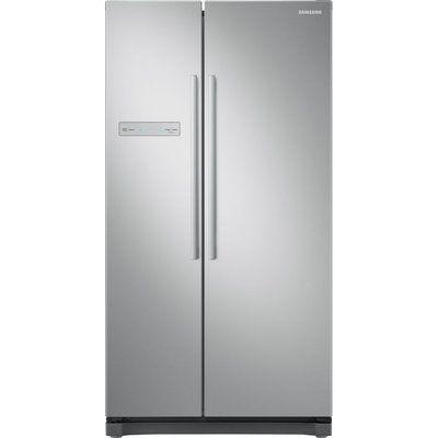 Samsung American-Style Fridge Freezer Metal RS54N3103SA/EU