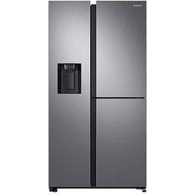 Samsung RS68N8670S9 Fridge Freezer - Silver