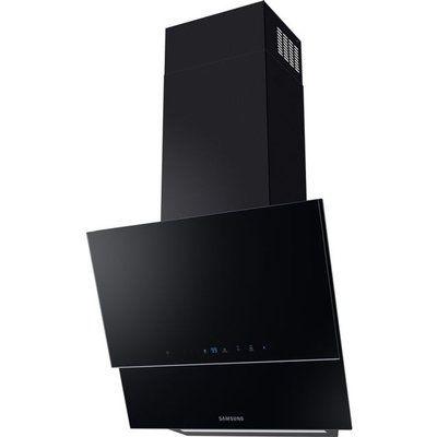 Samsung NK24N9804VB 60 cm Angled Chimney Cooker Hood - Black