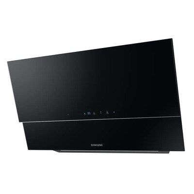Samsung NK36N9804VB 90cm Wall-mounted Cooker Hood with Hob Auto Connectivity