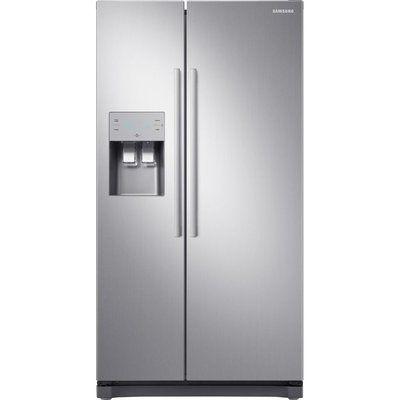 Samsung American-Style Fridge Freezer Inox RS50N3513S8/EU