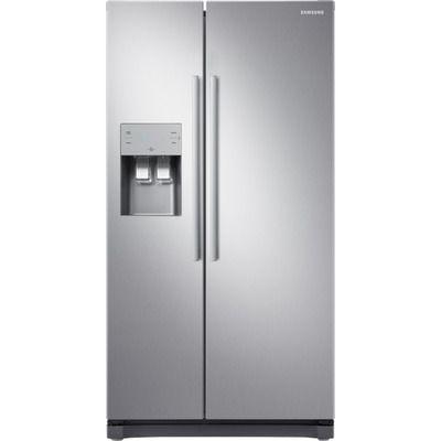 Samsung RS3000 RS50N3513SL American Fridge Freezer