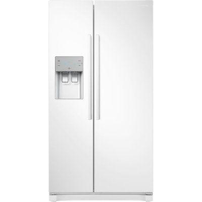 Samsung American-Style Fridge Freezer White RS50N3513WW/EU