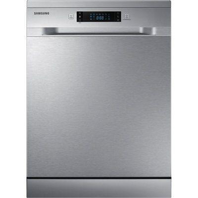 Samsung DW60M6050FS Full-size Dishwasher - Stainless Steel