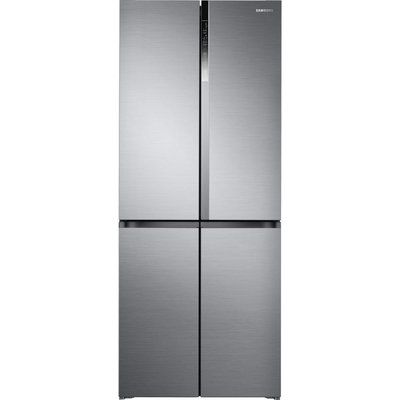 Samsung RF50K5960S8/EU Fridge Freezer - Silver