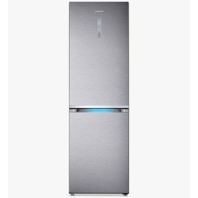 Samsung RB33R8899SR 328 Litre Freestanding Fridge Freezer 60/40 Split Frost Free 60cm Wide - Silver