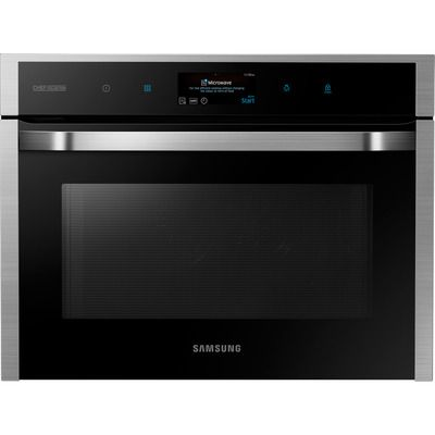 Samsung NQ50J9530BS Chef Collection 50L Compact Oven with Microwave & Steam Cleaning