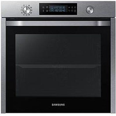 Samsung Dual Cook NV75K5571RS Built In Electric Single Oven