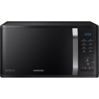 Samsung MW3500K Heat Wave Microwave with Grill - Black