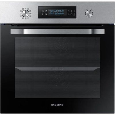 Samsung Dual Cook NV66M3571BS Built In Electric Single Oven