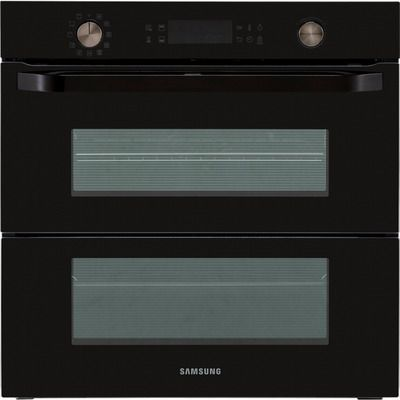 Samsung Prezio Dual Cook Flex NV75N5641RB Built In Electric Single Oven
