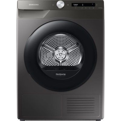Samsung DV90T5240AN/S1 WiFi-enabled 9 kg Heat Pump Tumble Dryer - Graphite