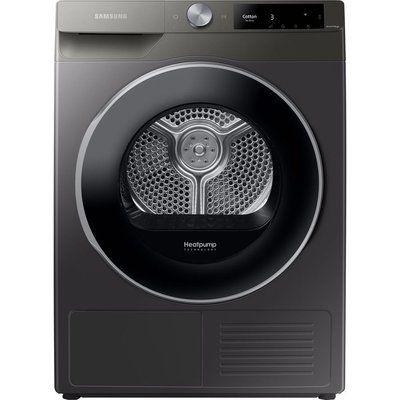 Samsung DV90T6240LN/S1 WiFi-enabled 9 kg Heat Pump Tumble Dryer - Graphite