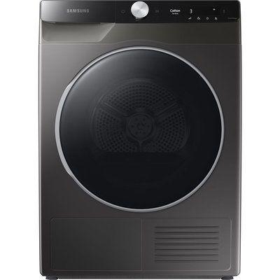 Samsung DV90T8240SX/S1 WiFi-enabled 9 kg Heat Pump Tumble Dryer - Graphite