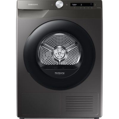 Samsung DV80T5220AN/S1 WiFi-enabled 8 kg Heat Pump Tumble Dryer - Graphite