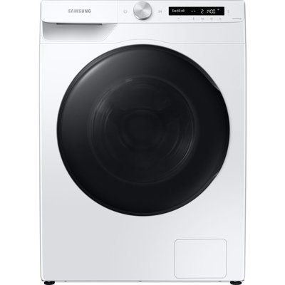 Samsung Auto Dose WD80T534DBW/S1 WiFi-enabled 8 kg Washer Dryer - White