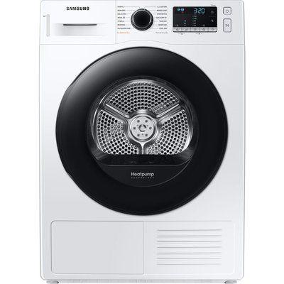 Samsung DV80TA020AE/EU 8 kg Heat Pump Tumble Dryer - White