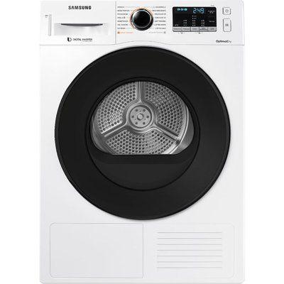 Samsung DV90TA040AE/EU 9 kg Heat Pump Tumble Dryer - White