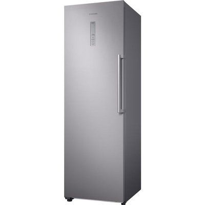 Samsung Free Standing Freezer Frost Free in Silver Glass