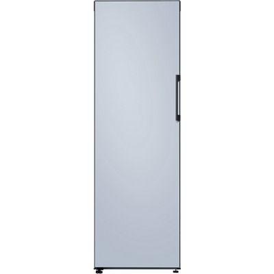 Samsung Bespoke RZ32A74A548 Frost Free Upright Freezer - Satin Sky Blue