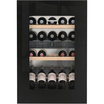 Liebherr EWTgb1683 Vinidor Dual Zone 33 Bottle Built-in Wine Cabinet - Black