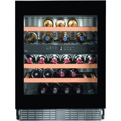 Liebherr UWTgb1682 Built-under Multi Temperature Wine Cabinet - Black