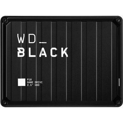 Western Digital WD_BLACK P10 Game Drive - 4TB