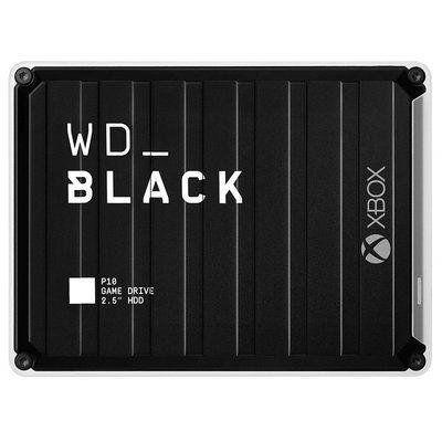 Western Digital WD_Black P10 Game Drive For Xbox - 3TB