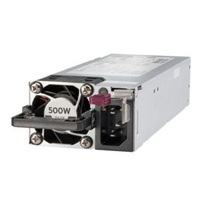 Hewlett Packard HPE 500W FS Plat Ht Plg LH Pwr Sply Kit