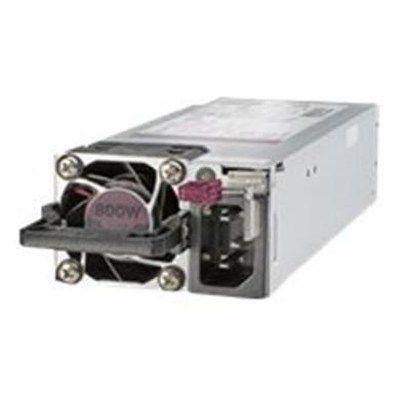 Hewlett Packard HPE - Power supply - hot-plug / redundant plug-in module - Flex Slot - 80 PLUS Platinum - AC 100-240 V -