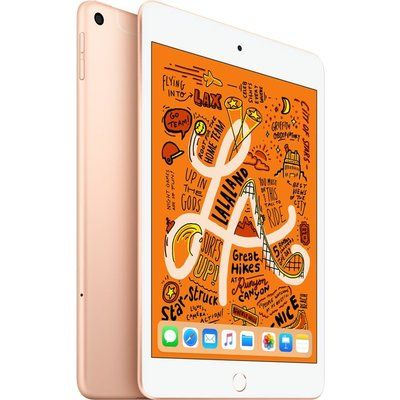 "Apple 7.9"" iPad mini 5 Cellular (2019) - 64 GB"