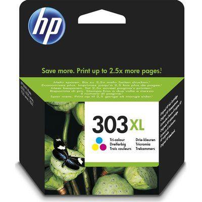 HP 303XL Tri-Colour Ink Cartridge