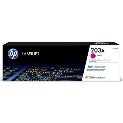 HP 203A Magenta Toner Cartridge