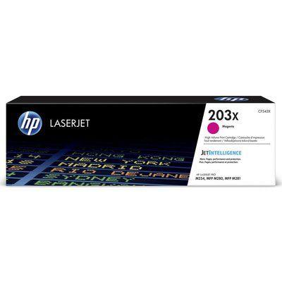 HP 203X Magenta Toner Cartridge
