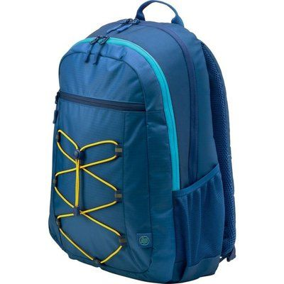 HP Active Backpack - Yellow / Blue