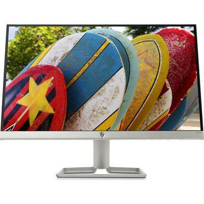 """HP 22fw Full HD 21.5"""" IPS LCD Monitor - White"""