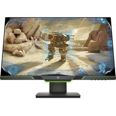 "HP 25x Full HD 24.5"" LCD Gaming Monitor - Black"
