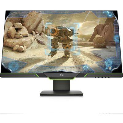"""HP 27xq Quad HD 27"""" LCD Gaming Monitor - Black"""