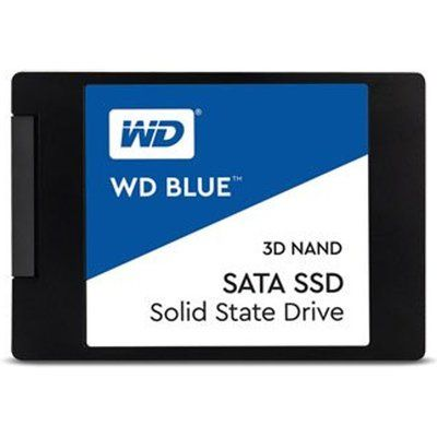 "WD 4TB Blue 3D NAND 2.5"" SATA SSD/Solid State Drive"