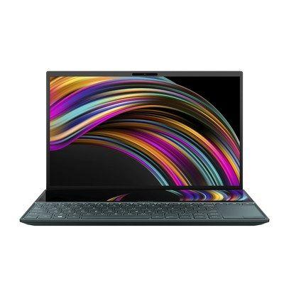 Asus ZenBook Duo Core i7-10510U 16GB 1TB SSD 14 Inch GeForce MX 250 2GB Windows 10 Laptop
