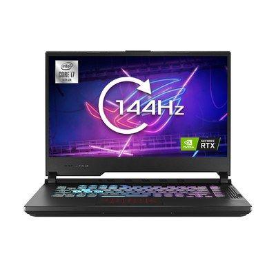 Asus ROG Strix G15 G512 Core i7-10750H 16GB 512GB SSD 15.6 Inch FHD 144Hz GeForce RTX 2070 8GB Windows 10 Gaming Laptop