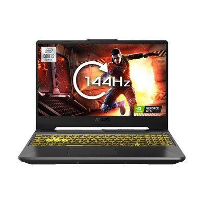 """Asus TUF Gaming F15 Core i5-10300H 8GB 512GB SSD 15.6"""" GeForce GTX 1660Ti Windows 10 Gaming Laptop"""