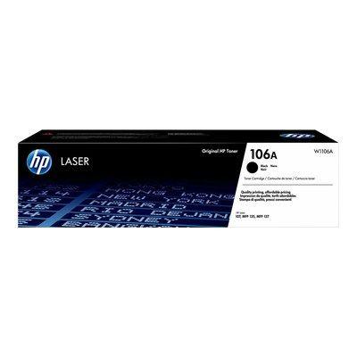 Hewlett Packard HP 106A Black Laser Toner Cartridge