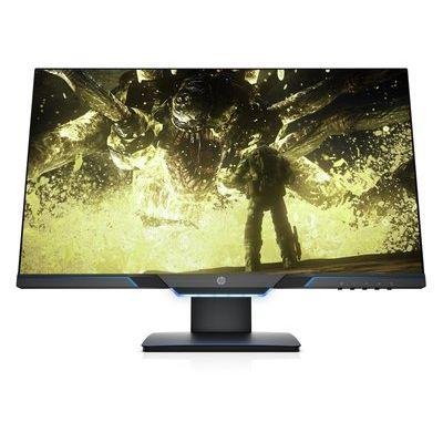 "HP 25mx Full HD 24.5"" LCD Gaming Monitor - Black"