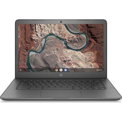 """HP 14-ca050sa 14"""" AMD A4 Chromebook - 32 GB eMMC"""