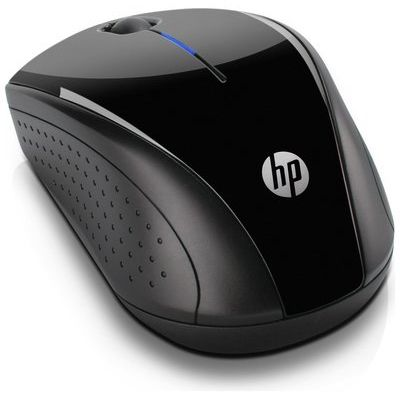 HP 220 Wireless Mouse - Black