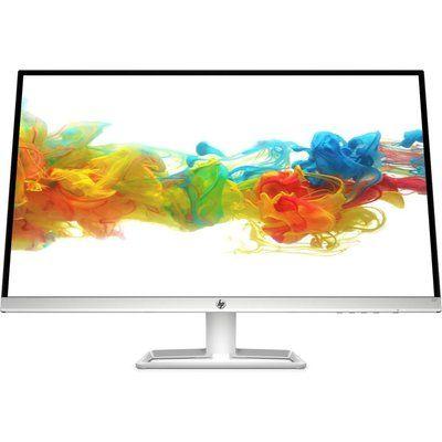 """HP 32f Full HD 31.5"""" SVA LCD Monitor - Silver"""