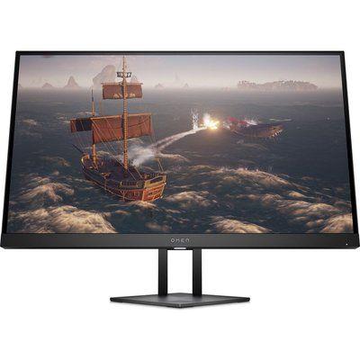 "HP OMEN 27i Quad HD 27"" LED Gaming Monitor - Black"